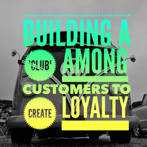 Building a club or loyalty program for small retailers